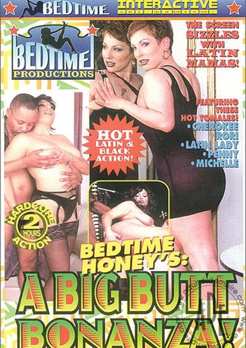 Big Butt Bonanza, A Boxcover