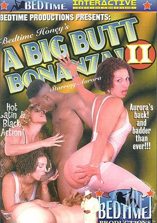Big Butt Bonanza 2, A Boxcover