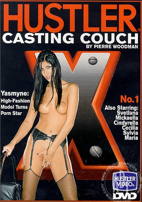 Hustler Casting Couch X 1 Boxcover