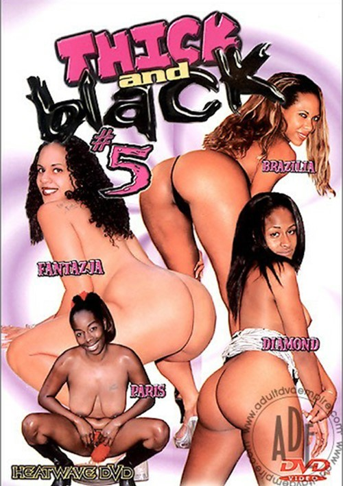 Thick & Black #5 Boxcover