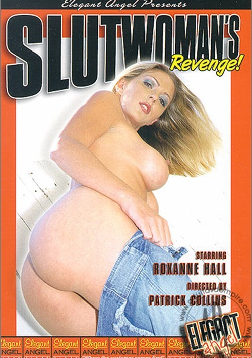 Slutwoman's Revenge Boxcover