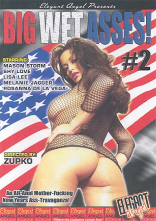Big Wet Asses #2 Boxcover