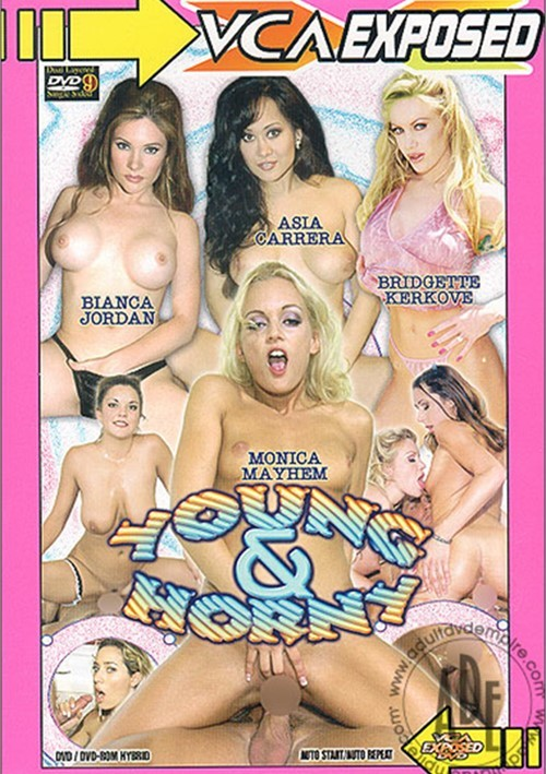 Young & Horny Boxcover