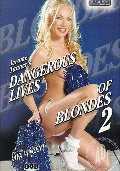 Dangerous Lives of Blondes 2 Boxcover