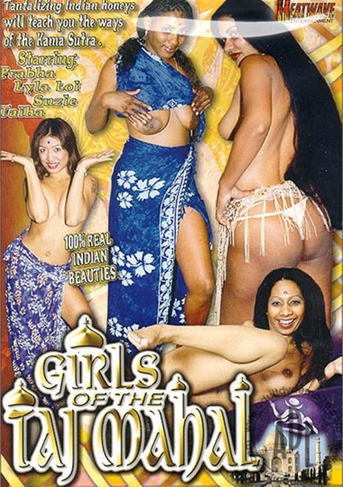 Girls of the Taj Mahal Boxcover
