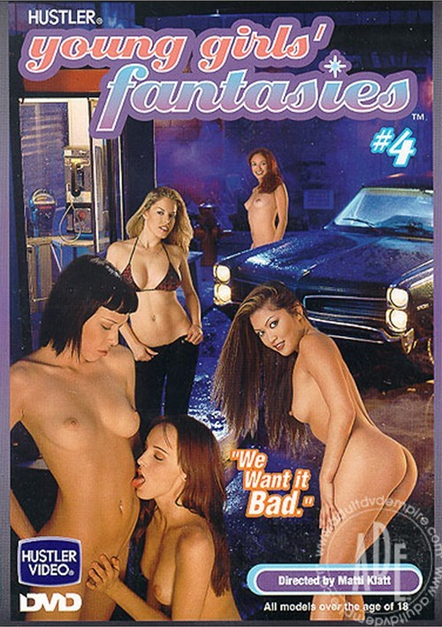 Girls' Fantasies 4 Boxcover