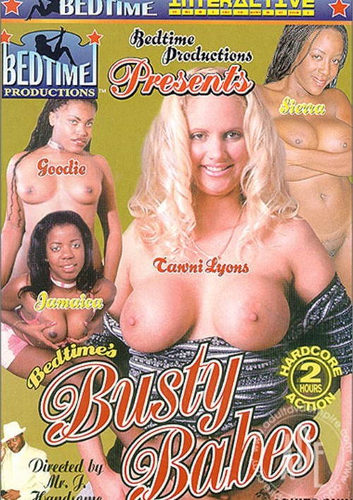 Busty Babes Boxcover