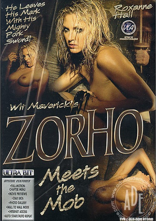 Zorho Meets the Mob Boxcover