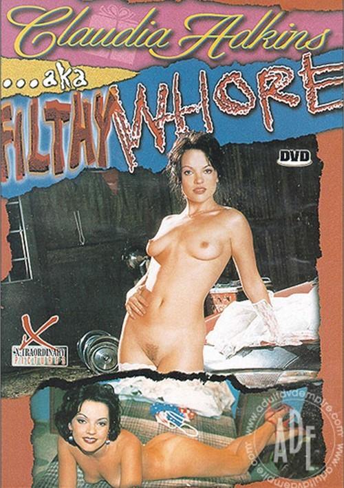 Claudia Adkins AKA Filthy Whore Boxcover