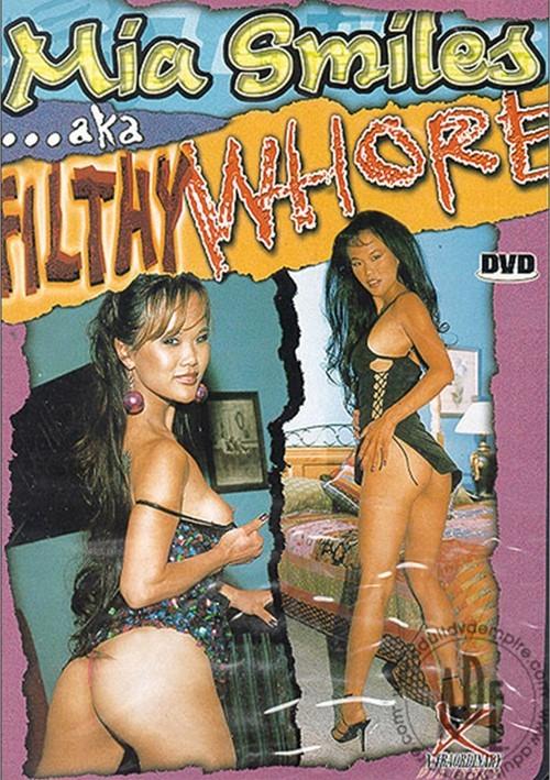 Mia Smiles AKA Filthy Whore Boxcover