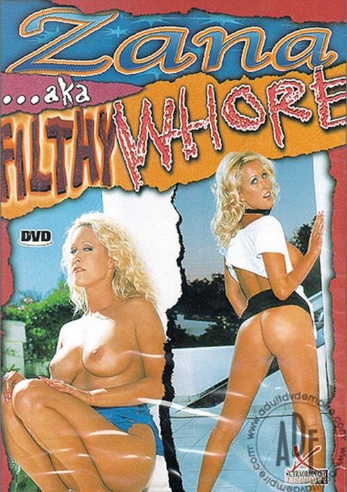 Zana AKA Filthy Whore Boxcover
