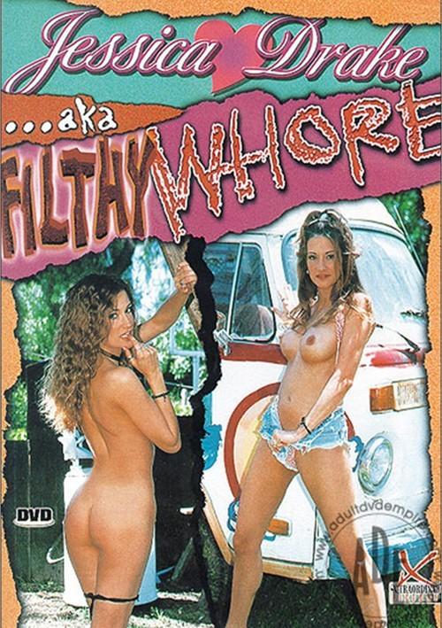 Jessica Drake AKA Filthy Whore Boxcover