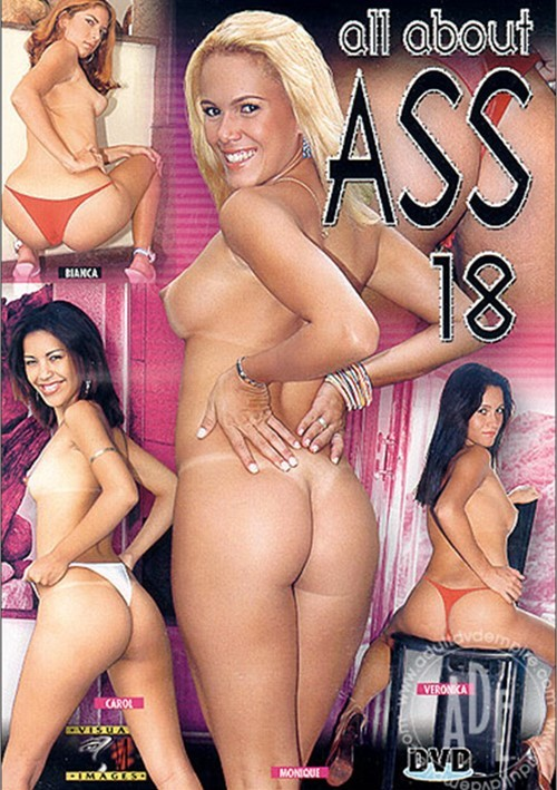 All About Ass 18 Boxcover