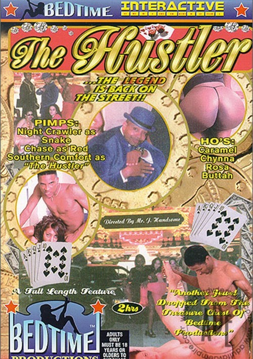 Hustler, The Boxcover