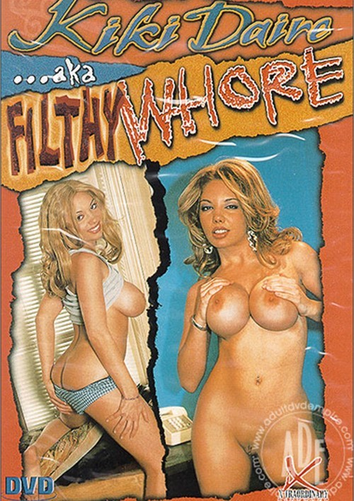 Kiki Daire AKA Filthy Whore Boxcover