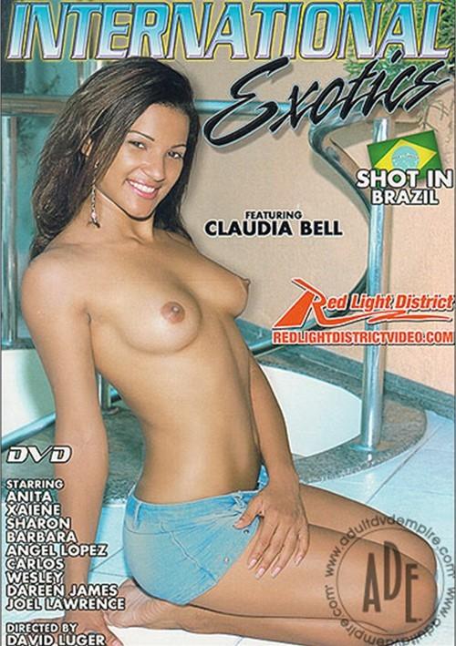 International Exotics Boxcover