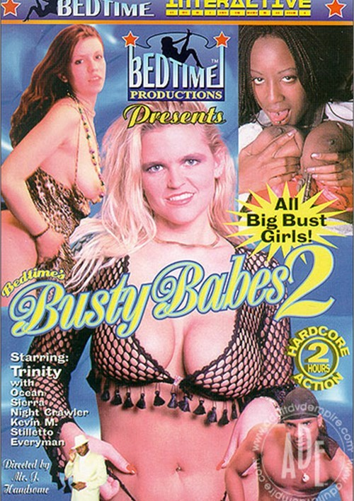 Busty Babes 2 Boxcover