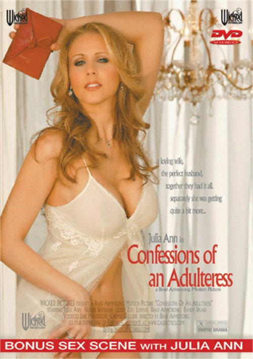 Confessions of an Adulteress Boxcover
