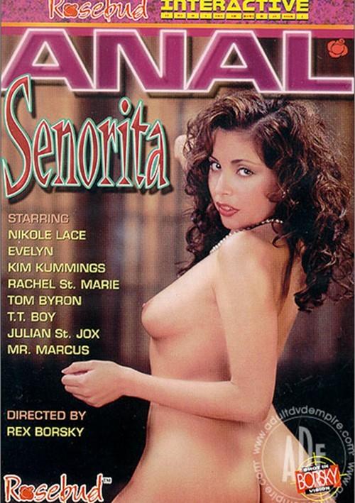 Anal Senorita Boxcover