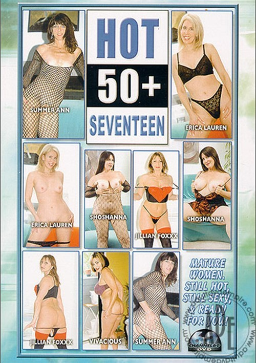Hot 50+ 17 Boxcover