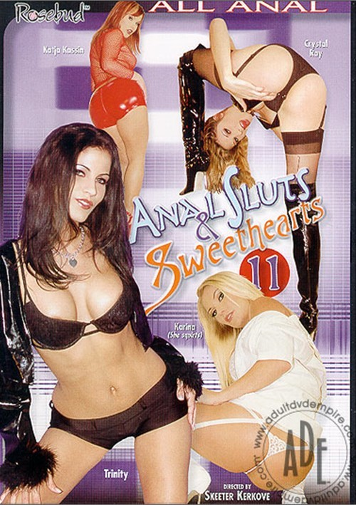Anal Sluts and Sweethearts 11 Boxcover