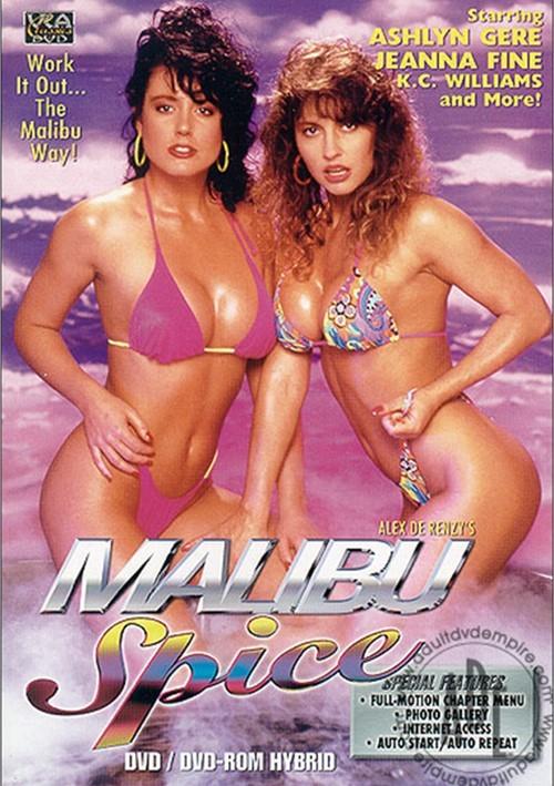 Malibu Spice Boxcover