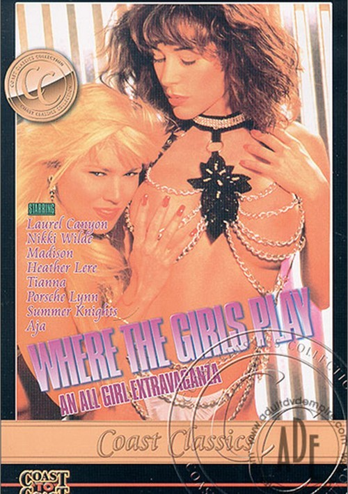Where the Girls Play Boxcover