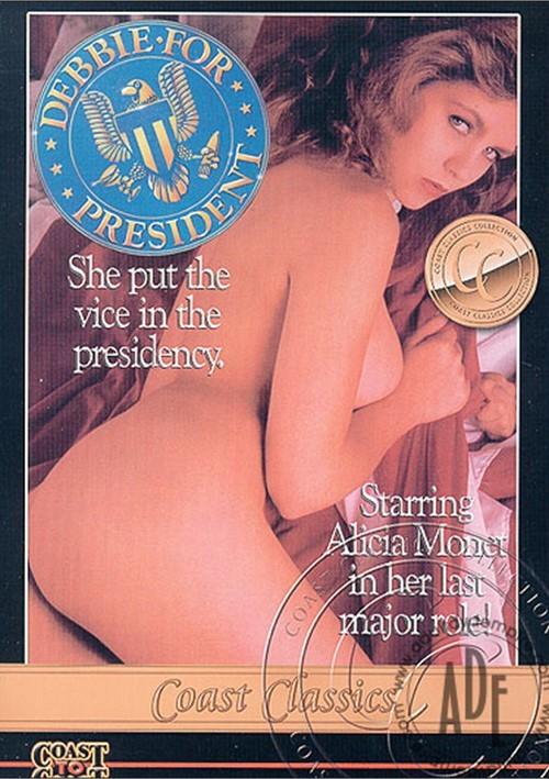 Debbie for President Boxcover