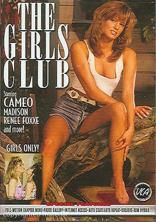 Girls Club, The Boxcover