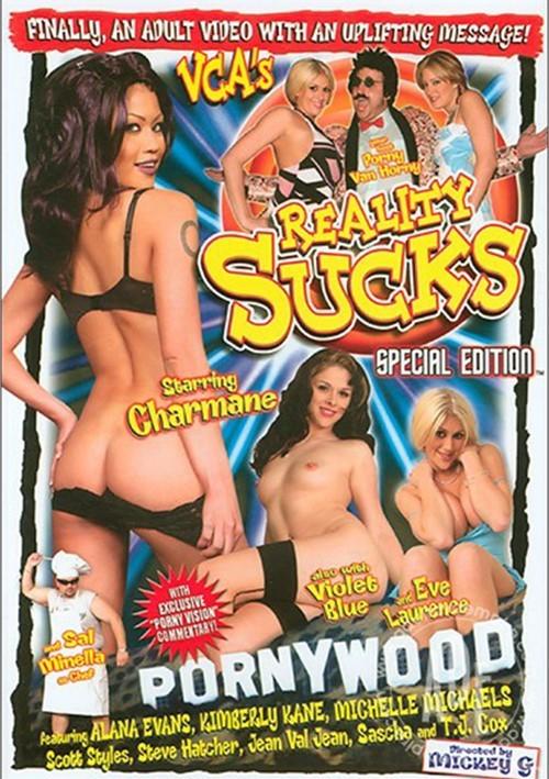 Reality Sucks Boxcover