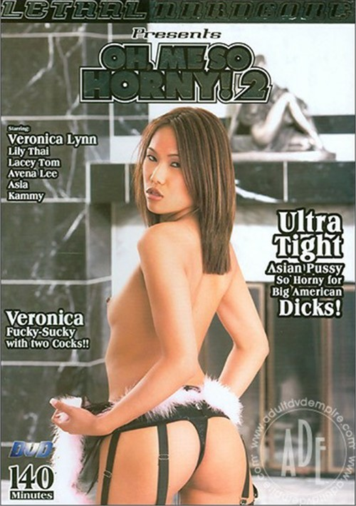 Oh, Me So Horny! 2 Boxcover