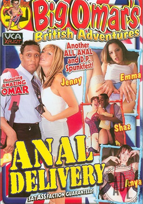 Big Omar's Anal Delivery Boxcover