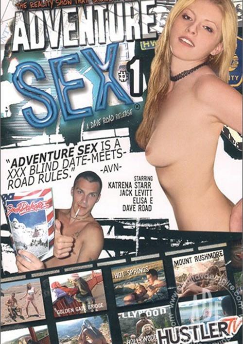 Adventure Sex #1 Boxcover