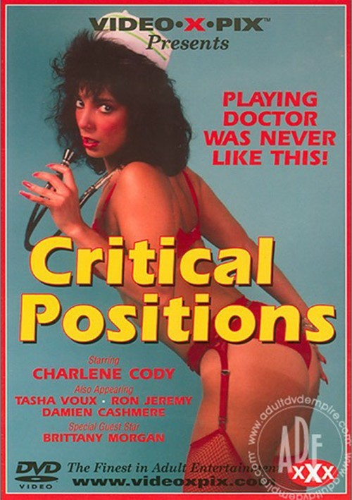 Critical Positions Boxcover