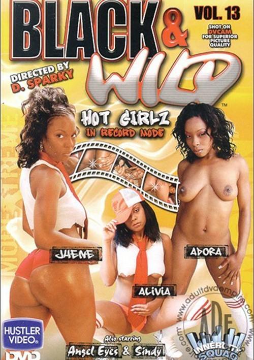Black & Wild Vol. 13 Boxcover