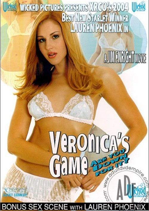 Veronica's Game Boxcover