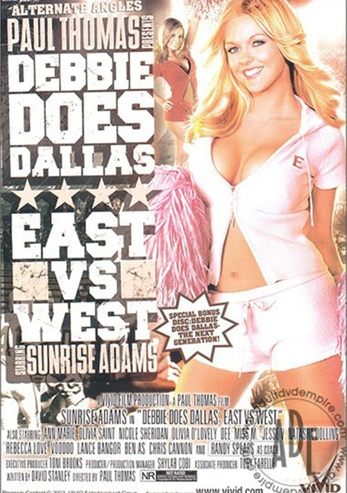 Debbie Does Dallas: East vs. West Boxcover
