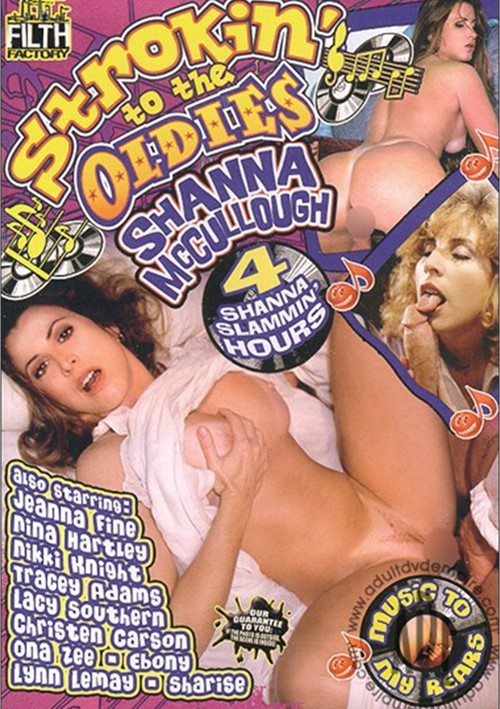 Strokin' To The Oldies: Shanna McCullough Boxcover