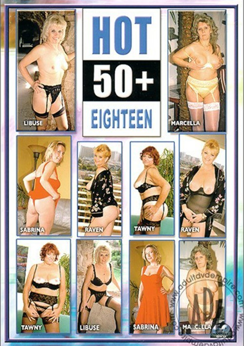 Hot 50+ 18 Boxcover