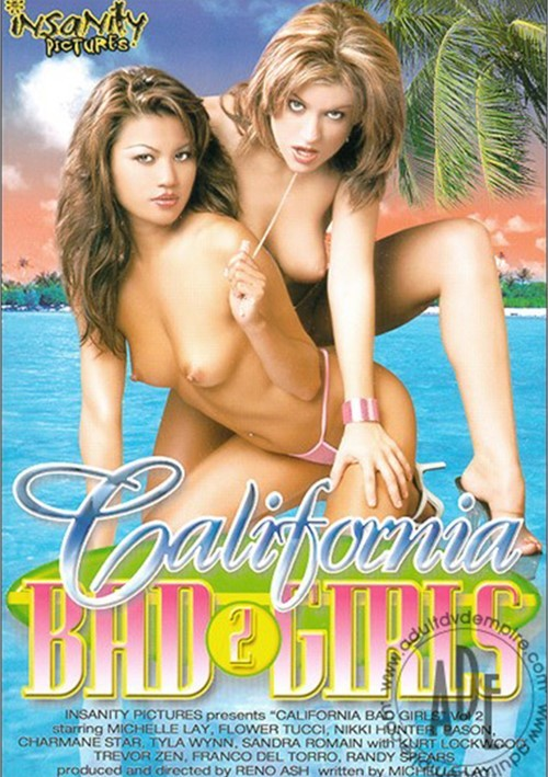 California Bad Girls 2 Boxcover