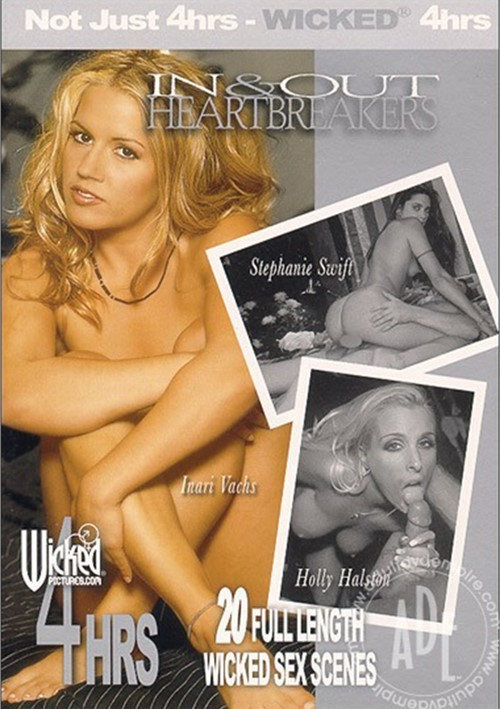 In & Out Heartbreakers Boxcover