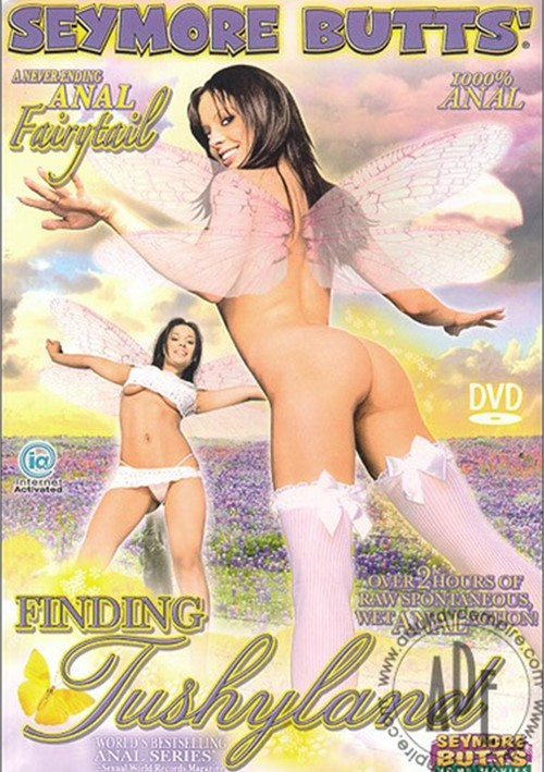 Seymore Butts' Finding Tushyland Boxcover