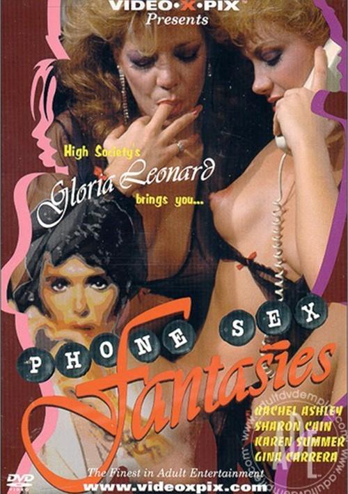 Phone Sex Fantasies Boxcover