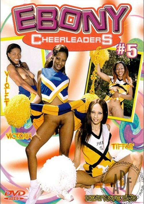 Ebony Cheerleaders 5 Boxcover