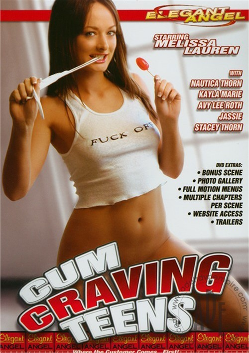 Cum Craving Teens Boxcover