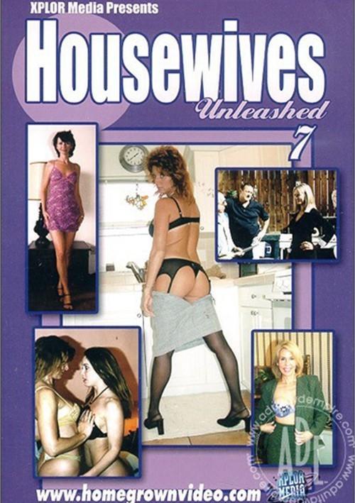 Housewives Unleashed 7 Boxcover