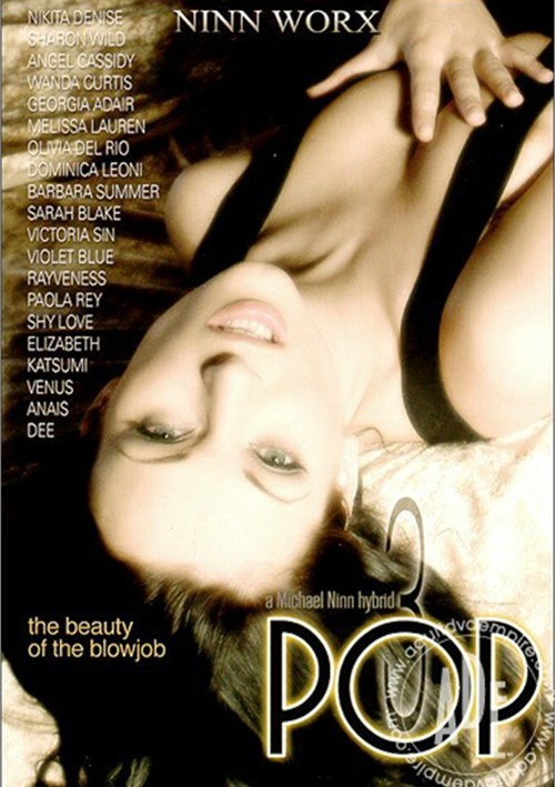 Pop 3: The Beauty of the Blowjob Boxcover
