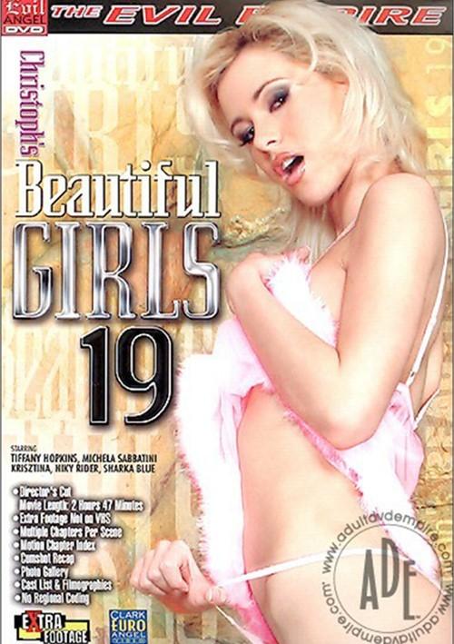 Christoph's Beautiful Girls 19 Boxcover