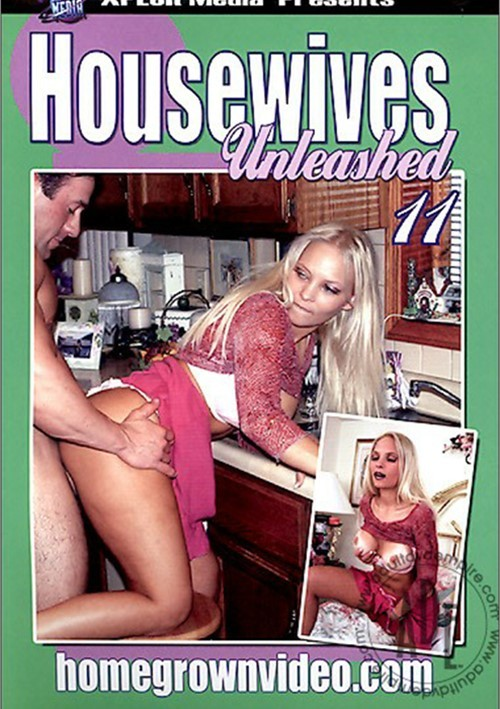Housewives Unleashed 11 Boxcover