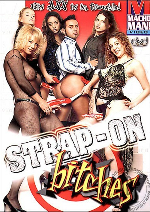 Strap-On Bitches Boxcover
